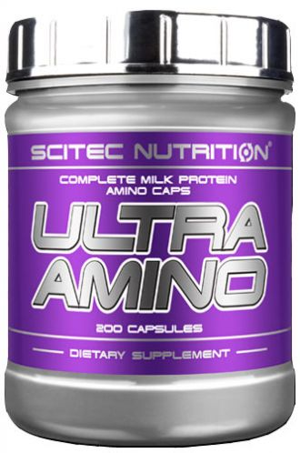 Scitec Ultra Amino 200 kapslí