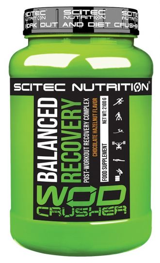 Scitec WOD BALANCED RECOVERY 2100 g