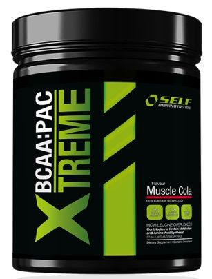 Self OmniNutrition Xtreme BCAA 500g