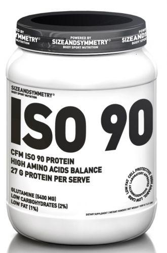 SizeAndSymmetry ISO CFM 90 1500g