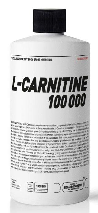 SizeAndSymmetry L-Carnitine 100.000 1000ml