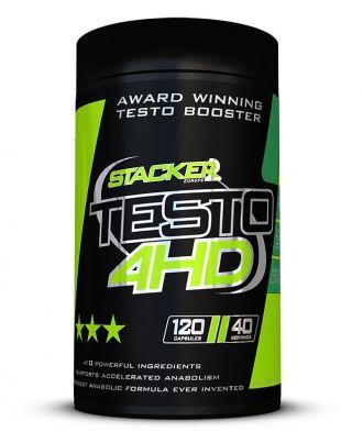 STACKER2 TESTO 4HD 120 kps