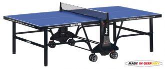 Stůl na stolní tenis SMASH 9