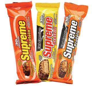Supreme protein bar