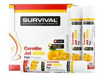 Survival Carnitin Jet 3000 Fair Power