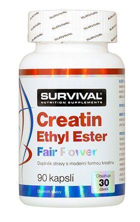 Survival Creatin Ethyl Ester Fair Power