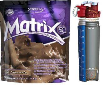Syntrax MATRIX 5.0 2270g + nerezový šejkr 1l