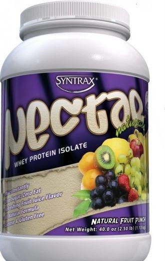Syntrax Nectar Naturals 1130g + 6x Grenade Carb Killa shake
