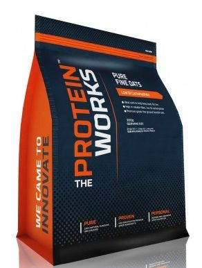 TPW Pure Fine Instant Oats