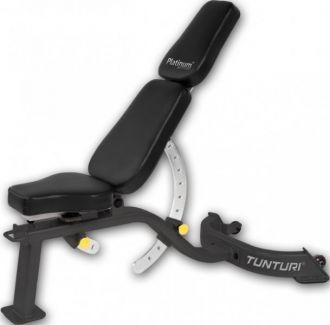 TUNTURI Platinum Nastavitelná posilovací lavice
