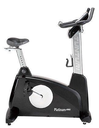 TUNTURI Platinum Upright Bike PRO