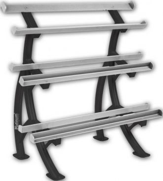 Tunturti Platinum Stojan na činky (Dumbbell Rack)