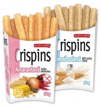 Tyčinky Crispins