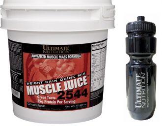 Ultimate Nutrition MUSCLE JUICE 2544 5987g + láhev na pití