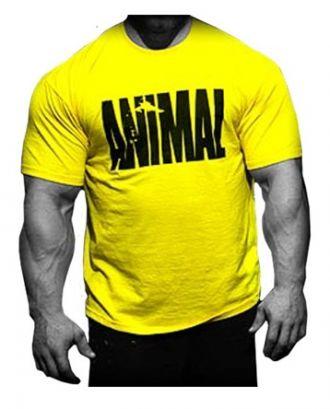Universal triko Animal Iconic Shirt Yellow