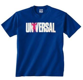 Universal triko T-Shirt 77 Blue