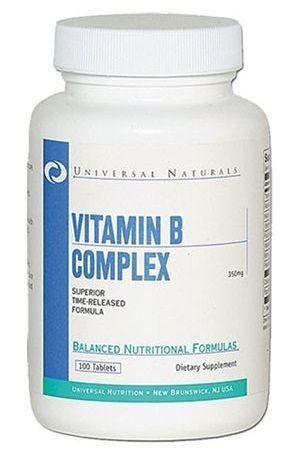 Universal Vitamin B-Complex