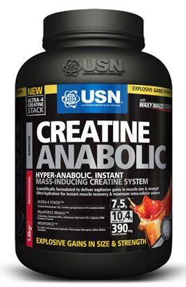 USN Creatine Anabolic 1800g