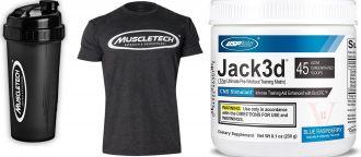 USP labs JACK3D CNS Stimulant 248 g