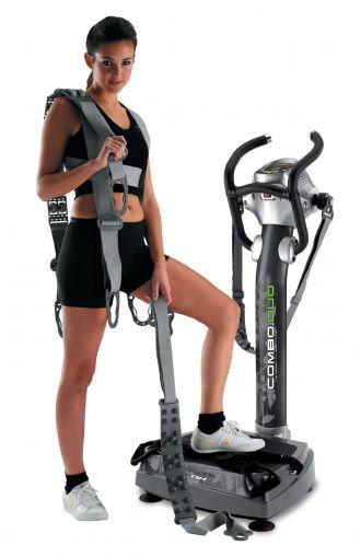 Vibrační posilovací stroj BH Fitness Combo Duo