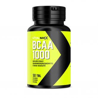 Vitalmax BCAA 1000 50 kapslí