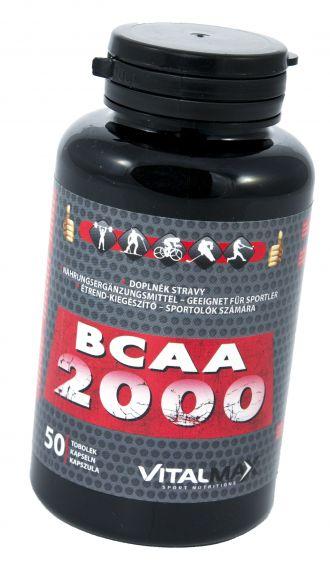 Vitalmax BCAA 2000 50 kps