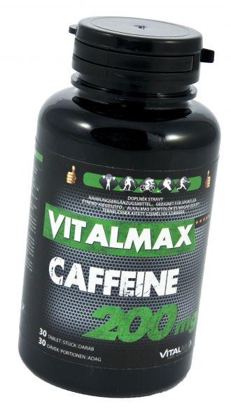 Vitalmax CAFFEINE 30tbl.