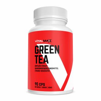 Vitalmax GREEN TEA 90 cps. NEW