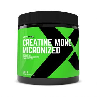 Vitalmax Micronized Creatine Monohydrate 500g