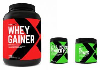 Vitalmax Nárůst svalové hmoty a síly pro ženy