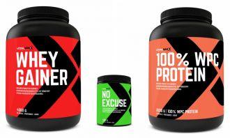 Vitalmax Nárůst svalové hmoty a síly