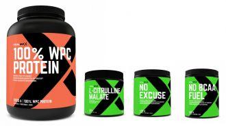 Vitalmax Pro nárůst hmotnosti a svalů - začátečník