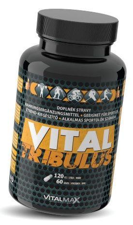 Vitalmax VITAL TRIBULUS 120 kapslí
