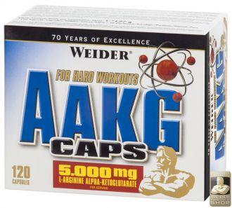 Weider AAKG Caps