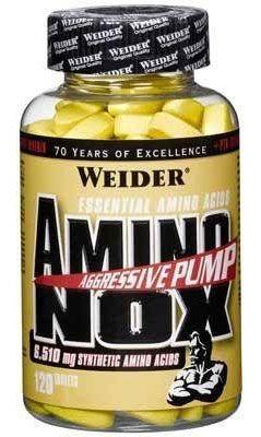 Weider Amino Nox - 120 tablet