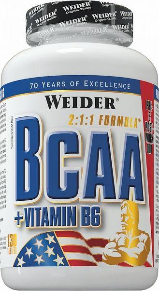 Weider BCAA 130t