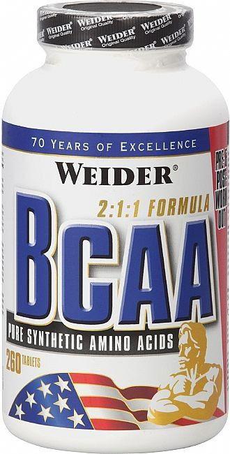 Weider BCAA 260