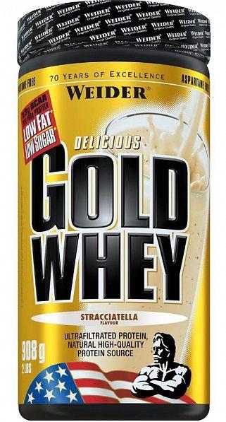 Weider GOLD WHEY 900g