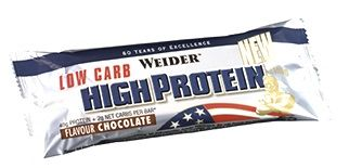 Weider LOW CARB HIGH PROTEIN 100g DOPRODEJ EXP. 9/2017