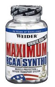 Weider MAXIMUM BCAA SYNTHO 120