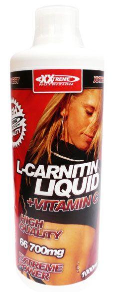 XXtreme L-CARNITINE LIQUID