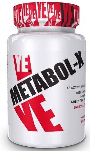 YE Nutrition Metabol-X