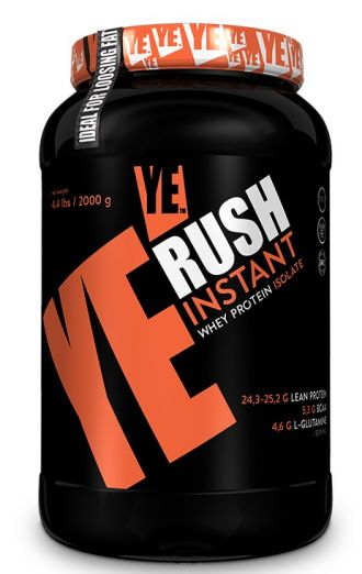 YE Nutrition Rush WPI instant 84%
