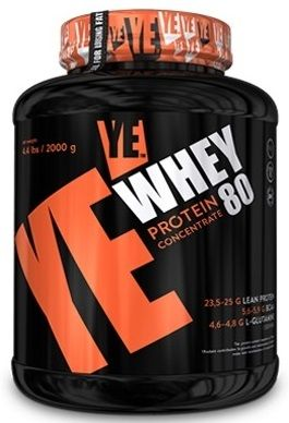 YE Nutrition WHEY 80 2000g