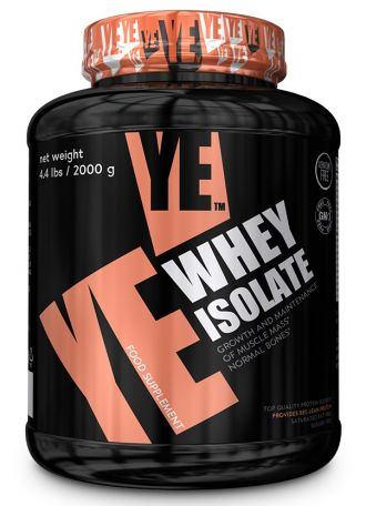 YE Nutrition WHEY ISOLATE