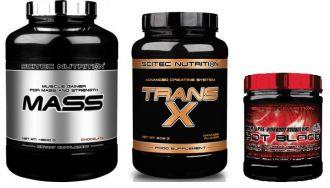 ZAČÁTEČNÍK - nárůst svalové hmoty