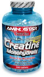 Aminostar CREATINE MONOHYDRATE 1000mg 240 tbl.