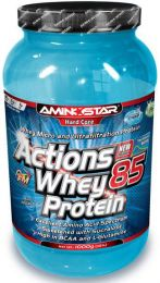 Aminostar WHEY PROTEIN ACTIONS 85 2000g