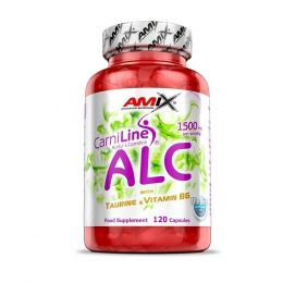 Amix ALC with Taurine + Vitamin B6 120 kps