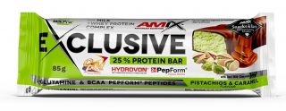 Náhled - Amix Exclusive Protein bar 85g